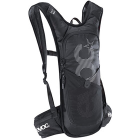 EVOC CC Race Sac à dos Lite Performance 3l + 2l réservoir d'hydratation, black